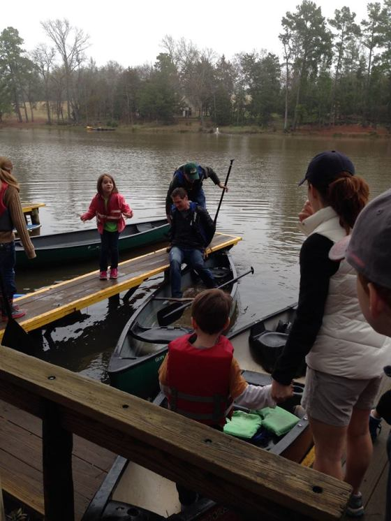 Kory canoe