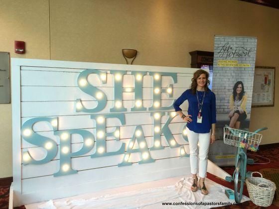 Jen She Speaks