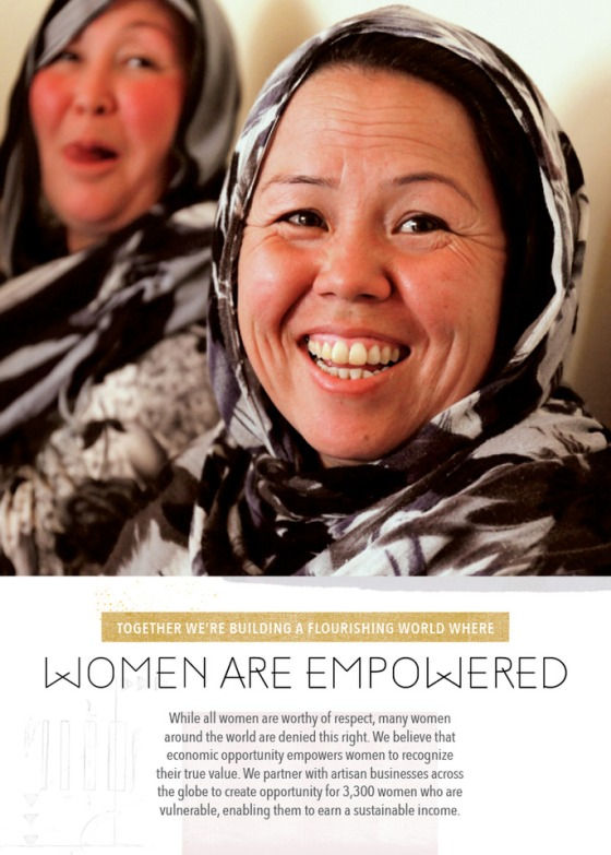 Women are Empowered