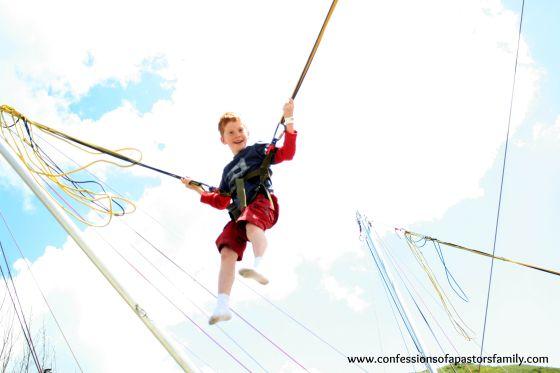 Zak bungee jump